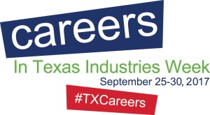 Careers in Texas Industries Week logo
