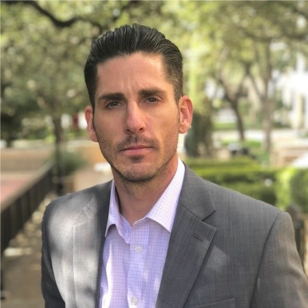 U.S. Army Veteran, Texas State Graduate Student David Beadle