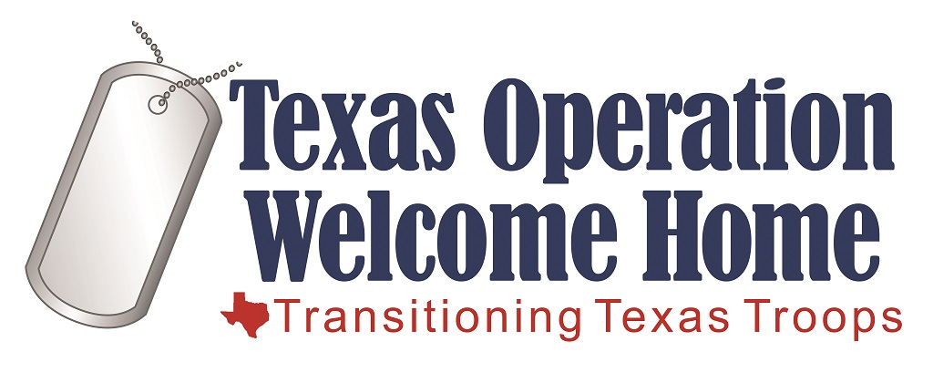 Texas Operation Welcome Home Logo