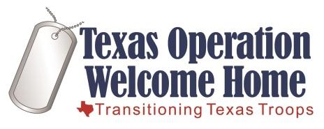 Texas Operation Welcome Home Logo